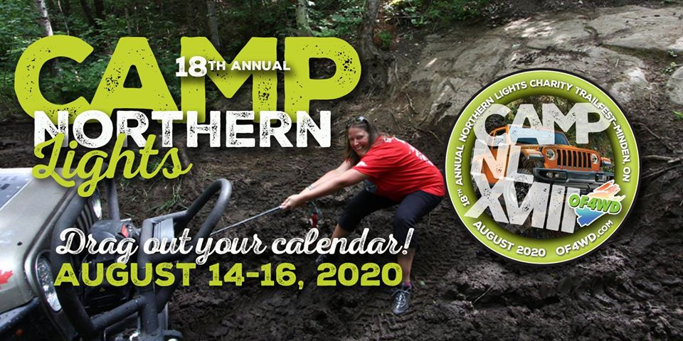 Camp NL 2020 - CANCELLED @ Ray's Place (formerly South Wind Motel & Campground) | Minden | Ontario | Canada