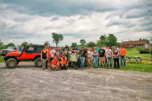 Adopt a Road 2015 group pic